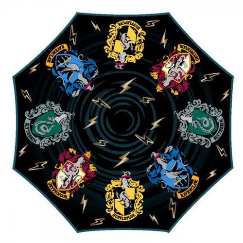 Harry Potter Crests Liquid Reactive Umbrella