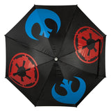 Star Wars Rebel & Empire LED Umbrella