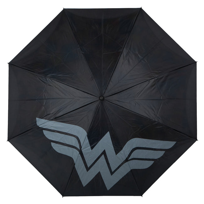 DC Comics Wonder Woman Reverse Folding Umbrella