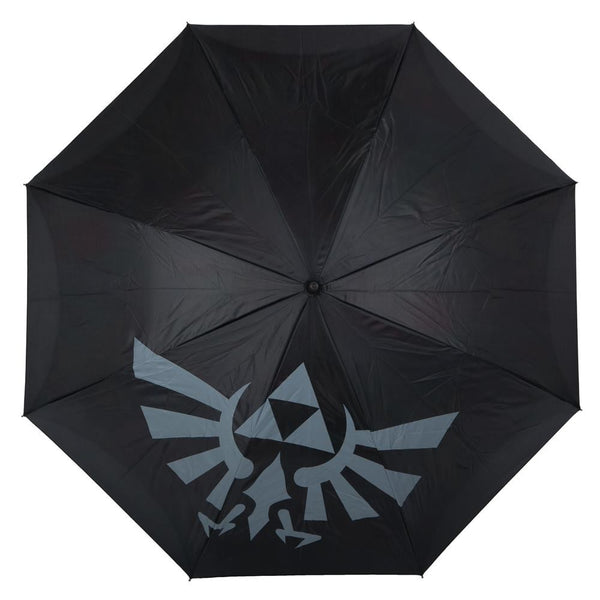 Nintendo Zelda Reverse Folding Umbrella