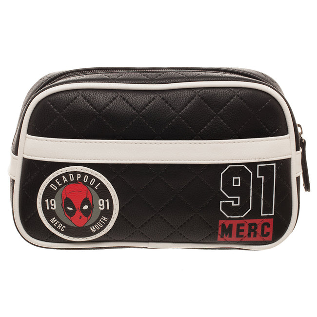 Marvel Deadpool Makeup Bag