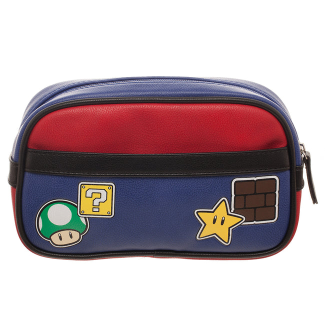 Nintnedo Super Mario Makeup Bag