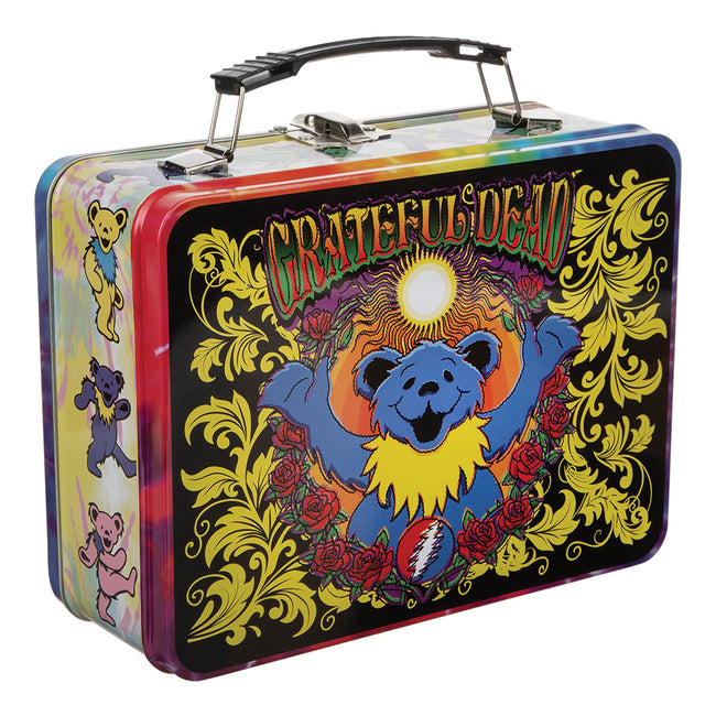 Grateful Dead Large Tin Tote