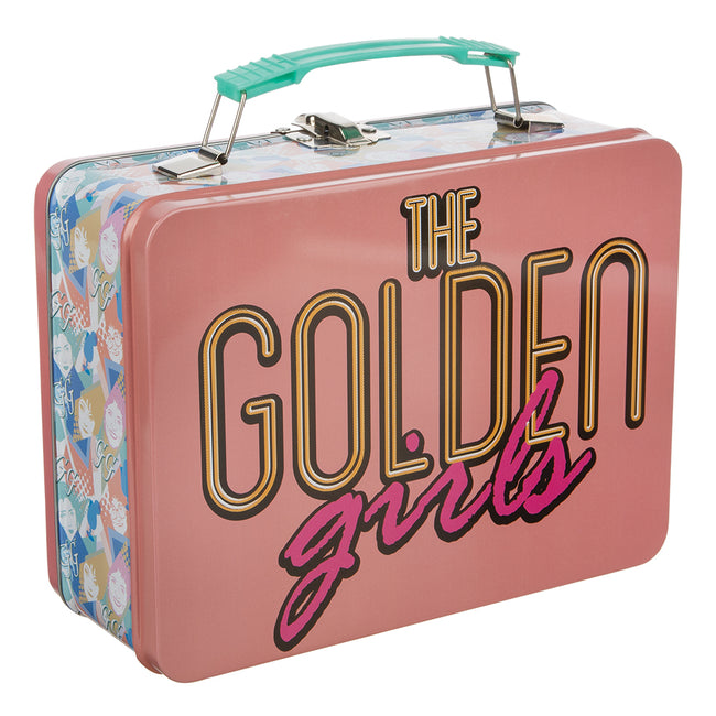 Golden Girls Large Tin Tote