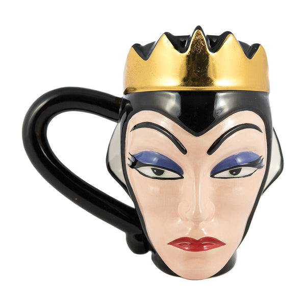 Disney Villains Evil Queen 20 oz. Premium Sculpted Mug