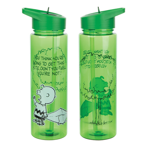 Peanuts 24 oz. Single Wall Tritan Water Bottle