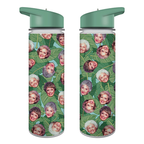 Golden Girls 24 oz. Single Wall Tritan Water Bottle
