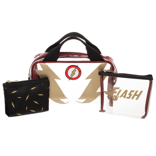 DC Comics Flash Travel Kits - Set of 3