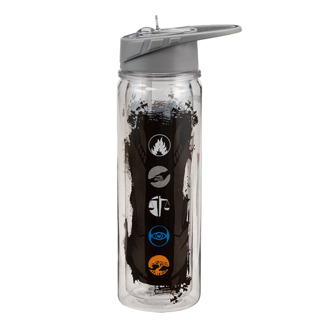 Divergent 18 oz. Tritan Water Bottle