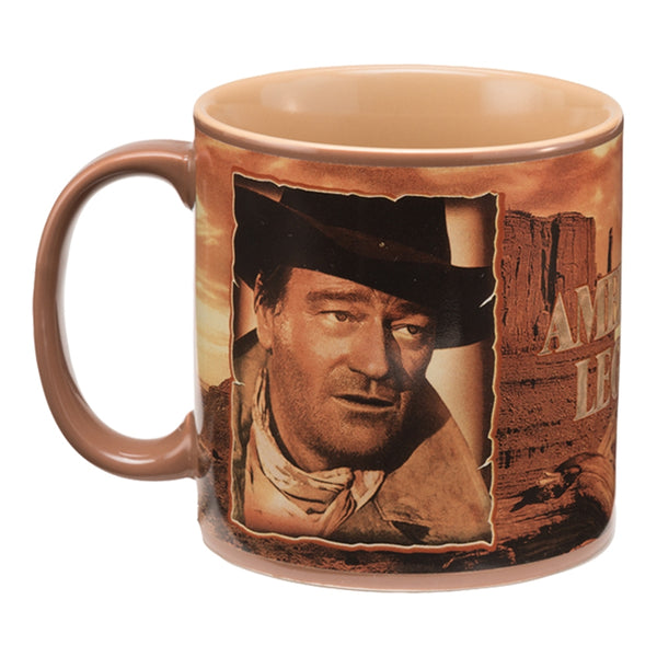 John Wayne Courage 20 oz. Ceramic Mug