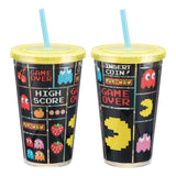 PAC-MAN 18 oz. Acrylic Travel Cup