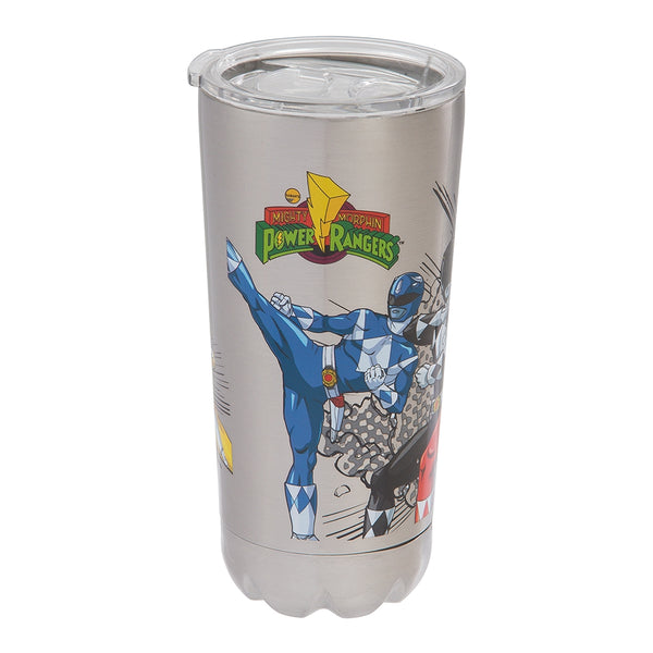Power Rangers 20 oz. Stainless Steel Vacuum Tumbler
