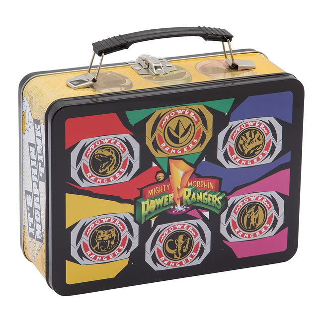 Power Rangers Large Tin Tote