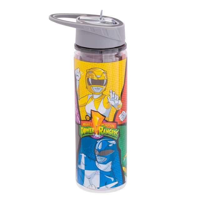 Power Rangers 18 oz. Tritan Water Bottle