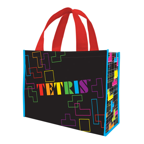 TETRIS Large Recycled Shopper Tote