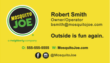 MoJo Business Cards - (Starting at $22)