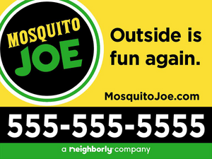24x18 MoJo Yard Signs with stakes - (Starting at $310)
