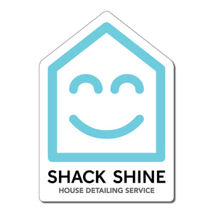 "Shack Shine 18"" X 24"" Yard Sign ($1.25 ea.)"