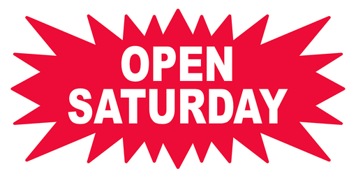 Starburst - Open Saturday