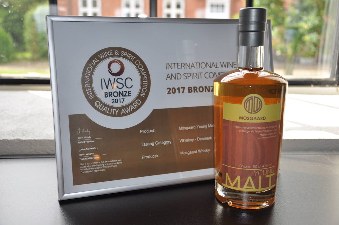 Young Malt IWSC BRONZE 2017