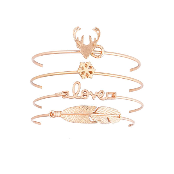 Oh My Dear Bangle Set