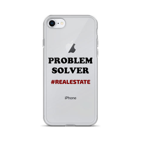 iPhone Case - #REALESTATE