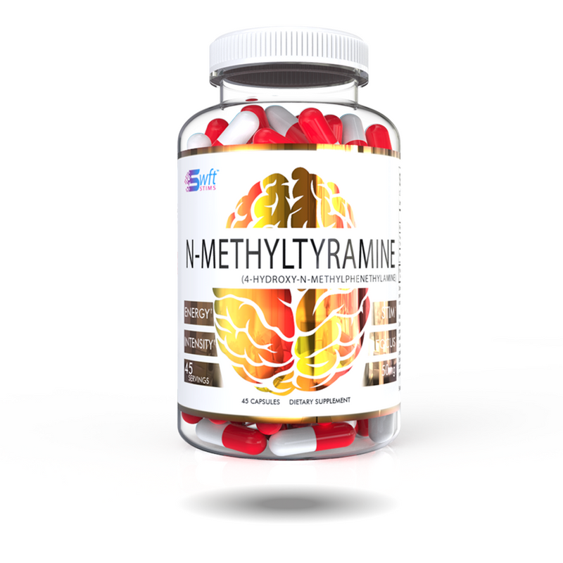 n-methyltyramine hcl pre workout
