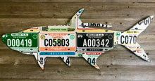 Belize Tarpon License Plate Art