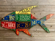 Florida Permit License Plate Art