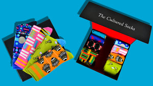 THE CULTURED SOCKS