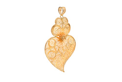 Viana Heart Pendant Small