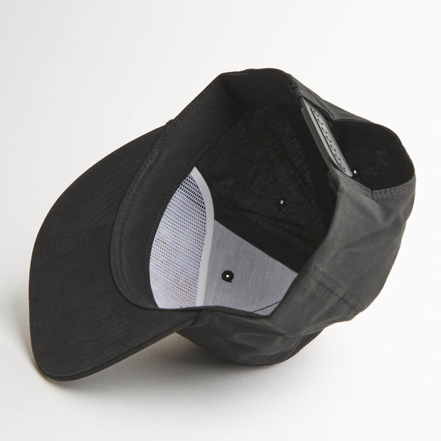 The Larry Snapback - Charcoal