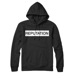 Reputation Black Hoodie