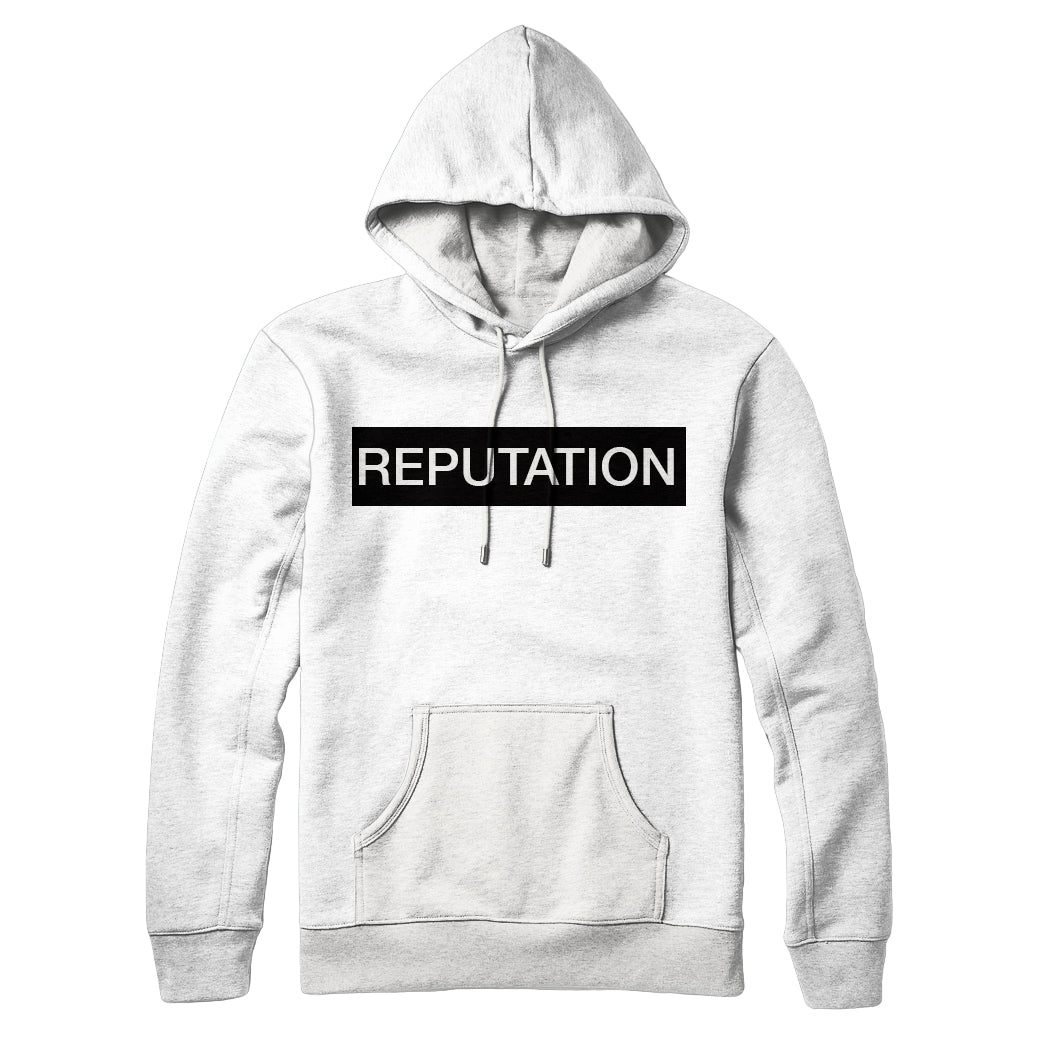Reputation White Hoodie