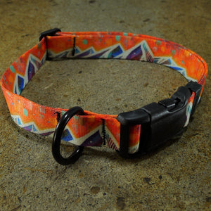 Dog Collar Spanish Peaks Big Sky Montana Heather Rapp