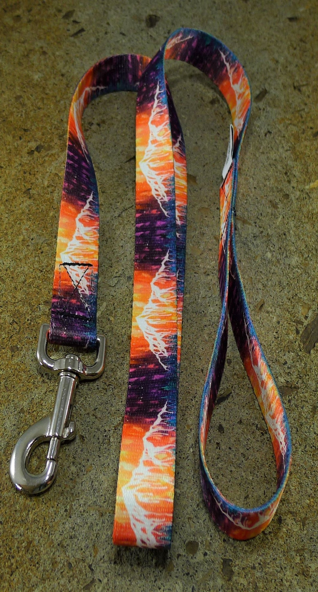 Dog Leash Lone Peak Big Sky Montana Heather Rapp