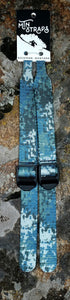 Replacement straps for ski poles. Blue Digital Camo