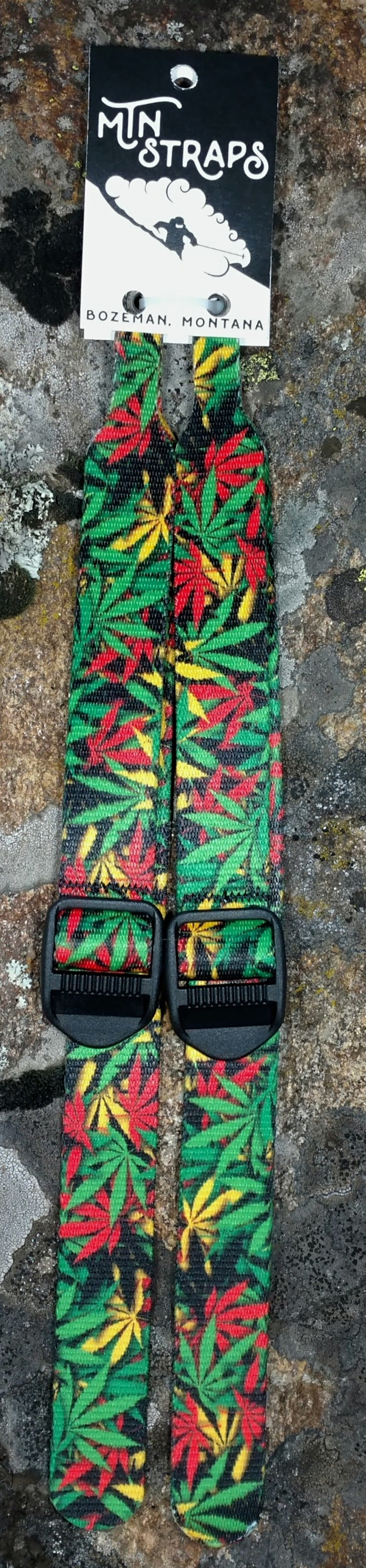 Replacement straps for ski poles. Mary Jane, Weed, 420