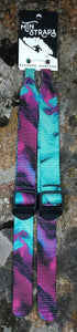 Replacement straps for ski poles. Purple Haze