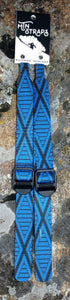 Tribal Blue Ski Pole Strap