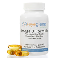 EyeGiene Omega 3 Formula Supplement