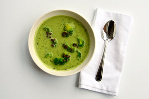 Broccoli Lentil Soup