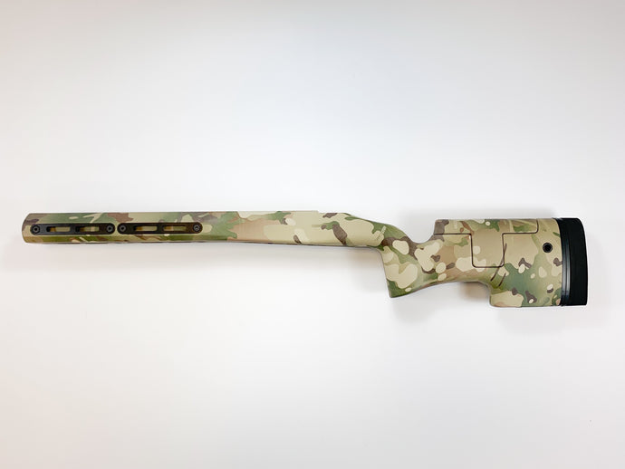 Ridgeback - Remington 700 short action Multicam