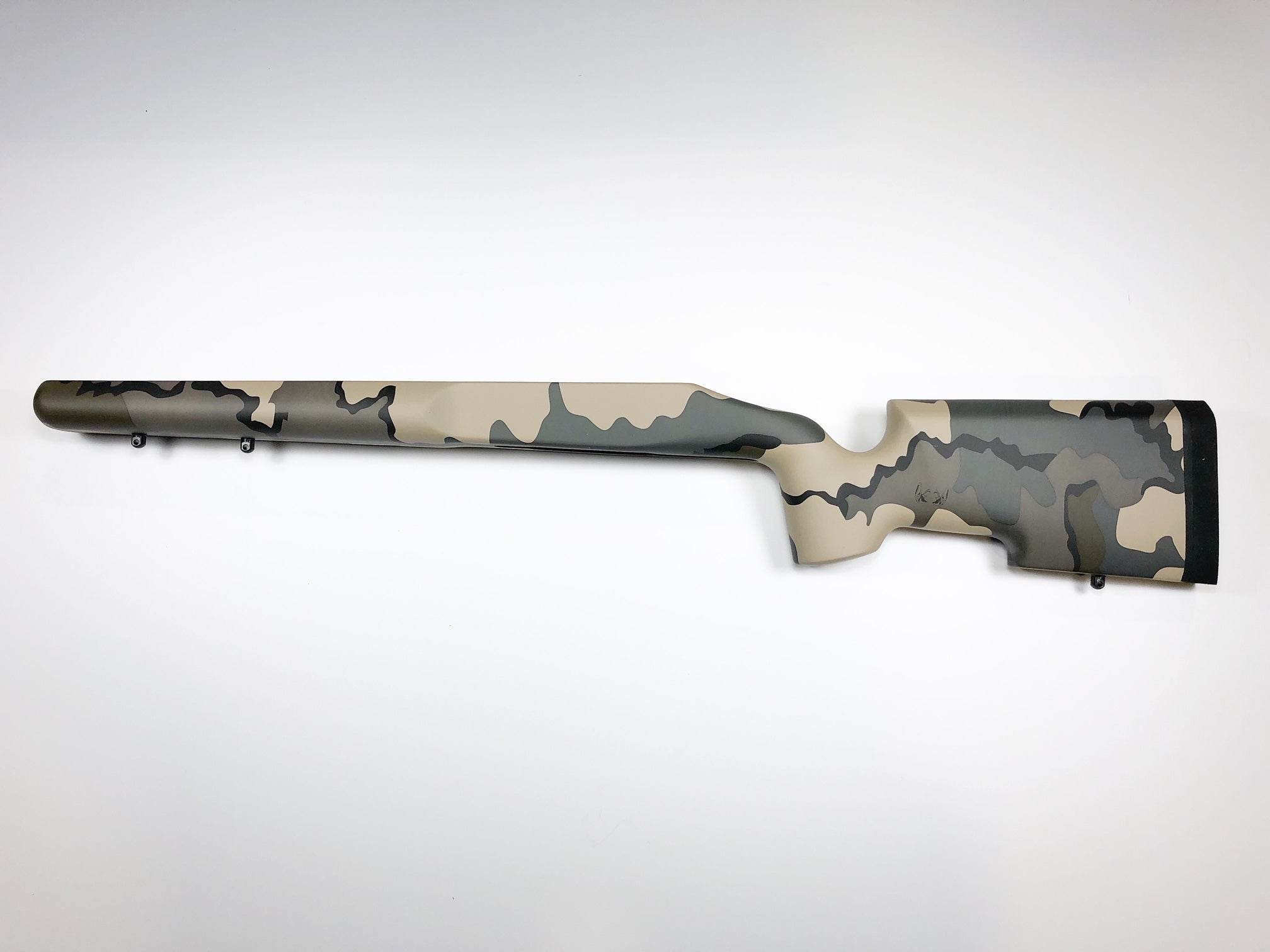 Renegade - Remington 700 short action Kuiu Vias