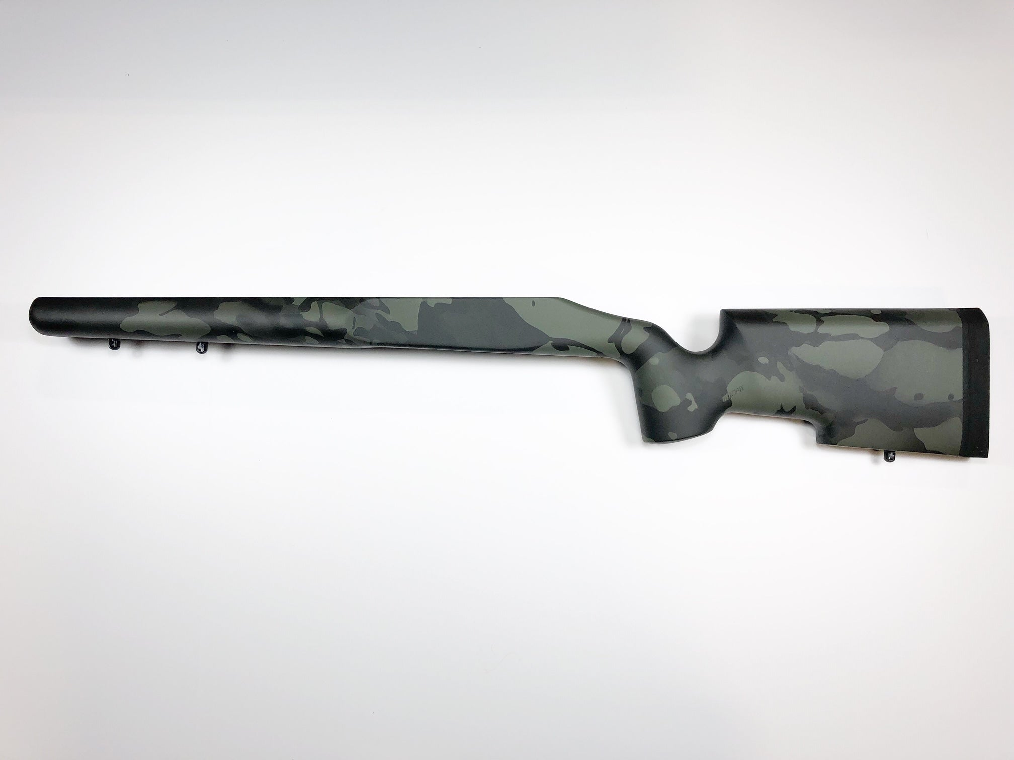 Renegade - Remington 700 short action Black Multicam