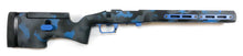 Ridgeback - Remington 700 Short Action (Grayboe Multi Camo) W/ Grayboe M5 Bottom Metal (cerakoted Blue)