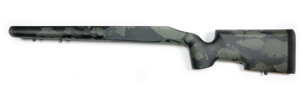 Renegade - Rem 700 long action, BDL, Sendero barrel Painted Black Multicam