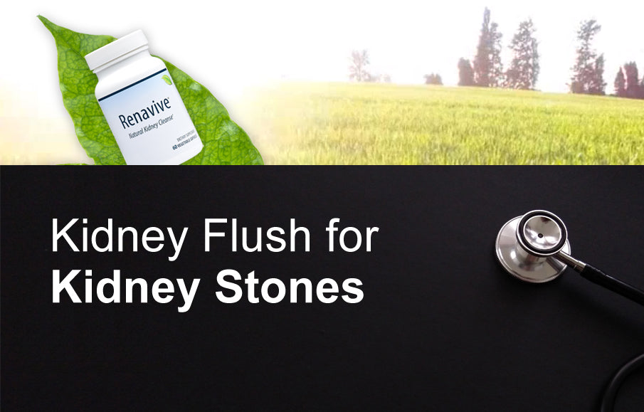 Kidney Flush for Kidney Stones