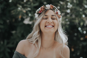 Flower Crowns - The Real Life Snap-Chat filter
