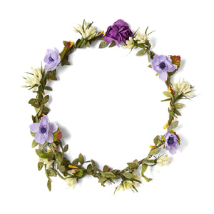 The History of Flower Crowns
